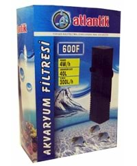 ATLANTIK 600 F MİNİ FİLİTRE